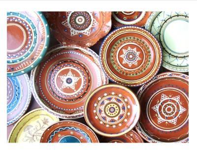 HMA Pottery