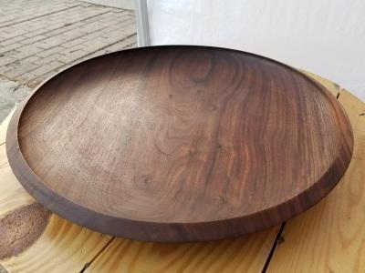 Black Walnut platter