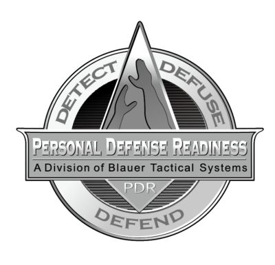 Blauer Tactical PDR Team Website