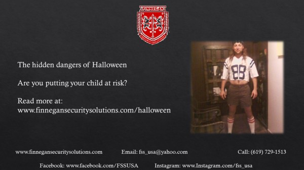 Hidden Halloween Safety Risk