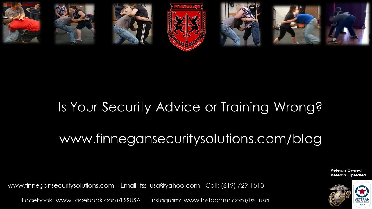 Is Your Security Advice and Training Wrong or Outdated