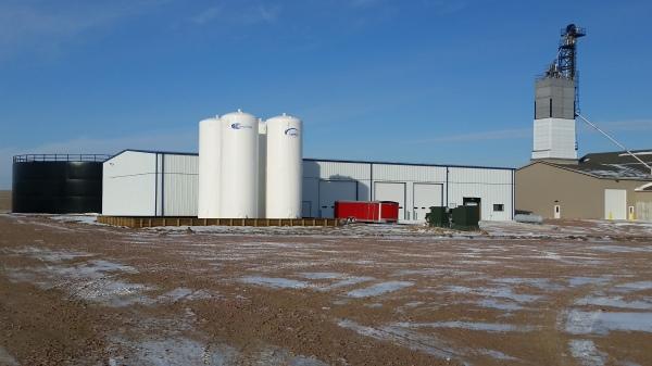 Fertilizer Storage Facilities