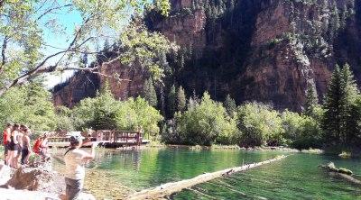 Hangign Lake