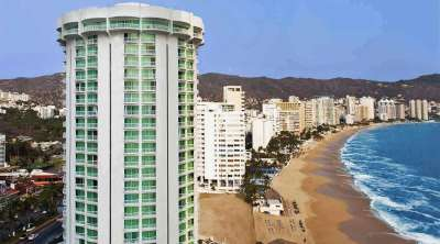 ГОСТИНИЦА - CALINDA BEACH, ACAPULCO