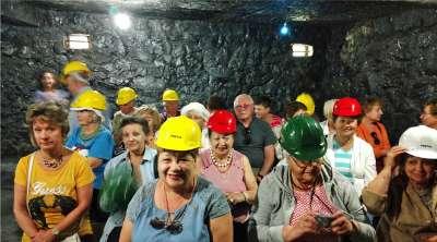 Экскурсия на шахту по добыче серебра
