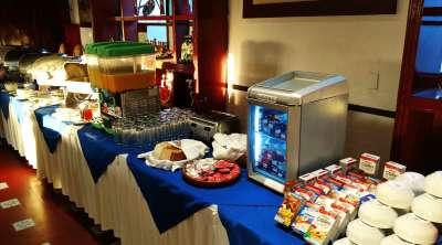 Полный завтрак в отеле
