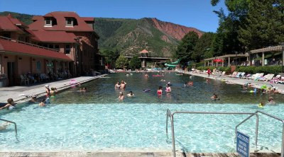 Mineral Pool Glenwood