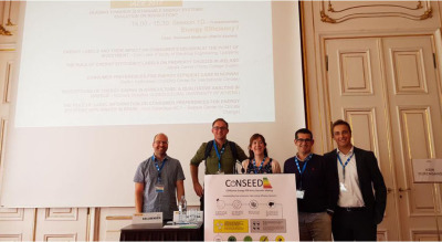 CONSEED at IAEE conference in Vienna