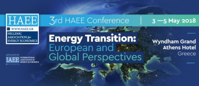 Call for papers: 3rd HAEE conference, May 2018 in Athens