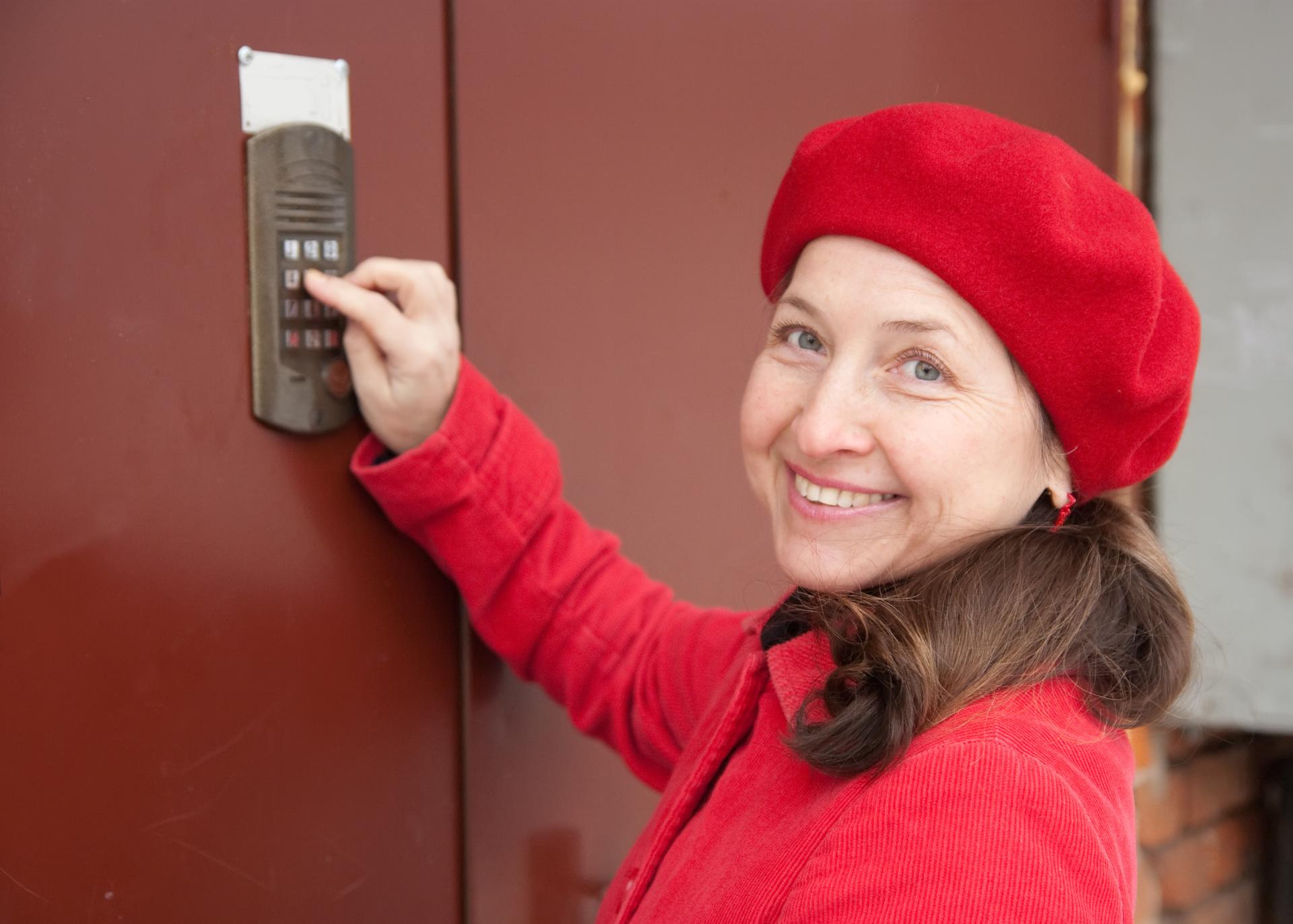 Residential Keyless Access