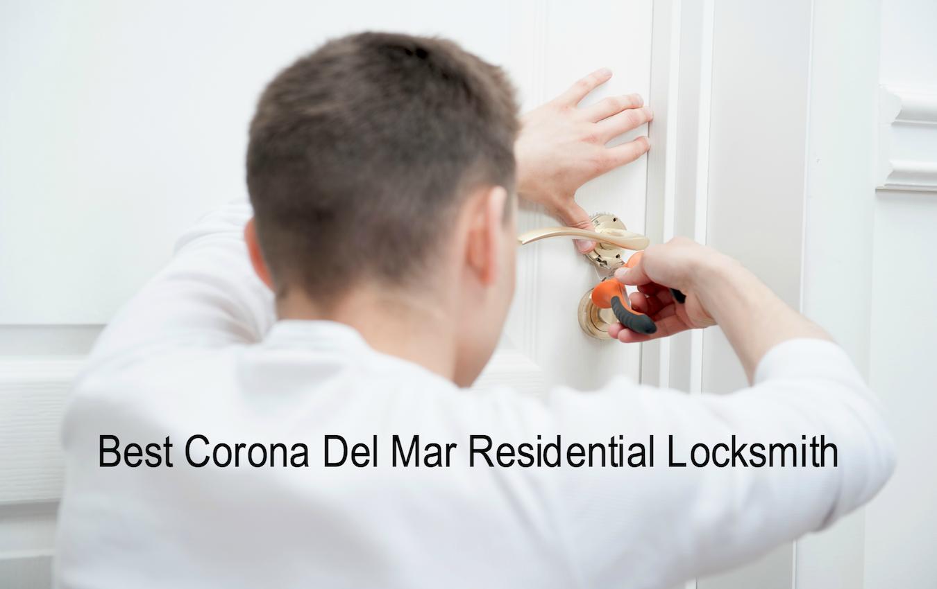 Best Corona Del Mar Residential Locksmith