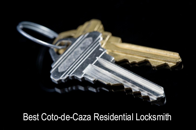 Best Coto De Caza Residential Locksmith
