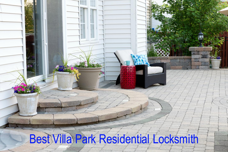 Best Villa Park Residential Locksmith