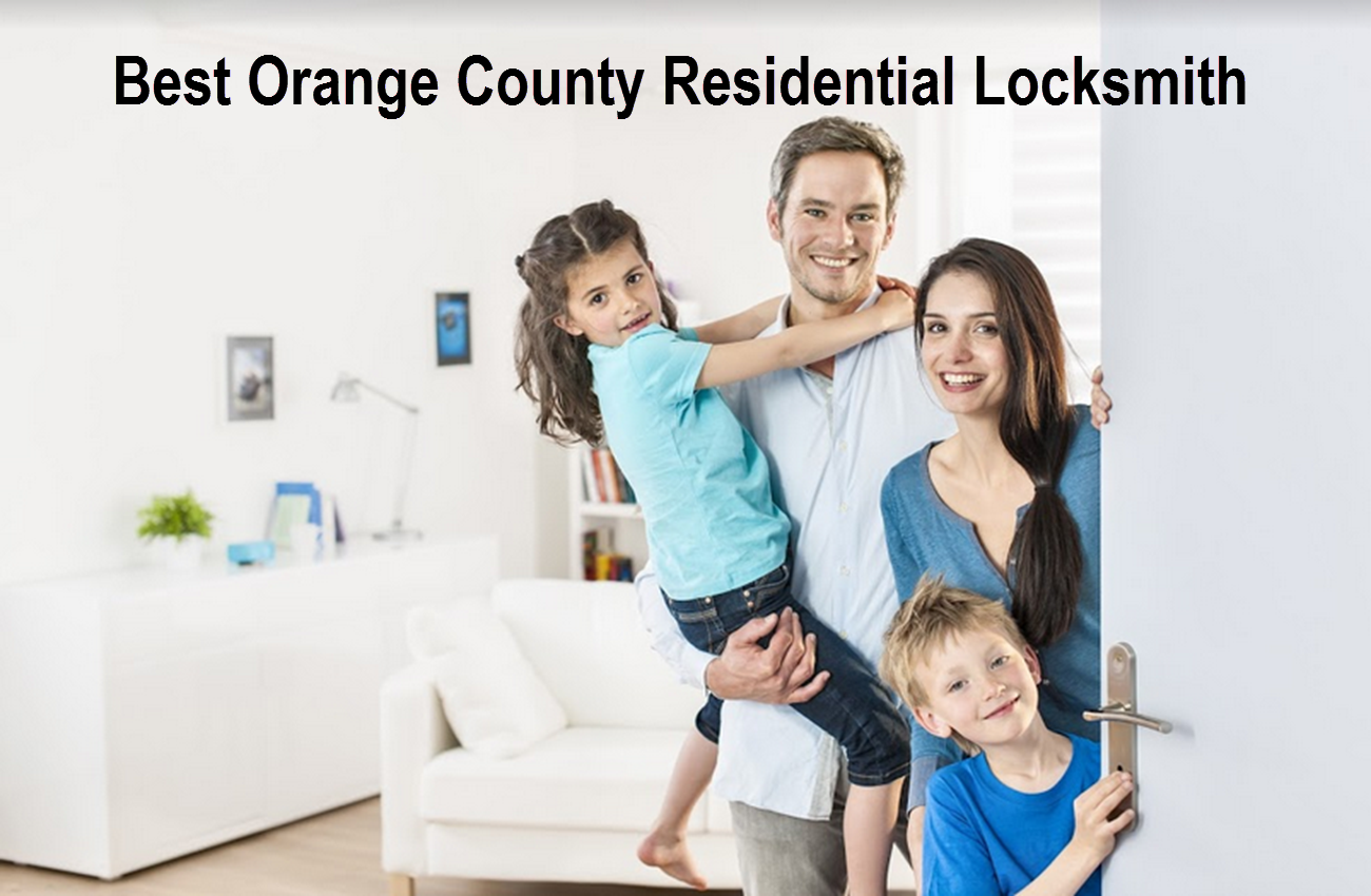 Best Orange County Residential Locksmith