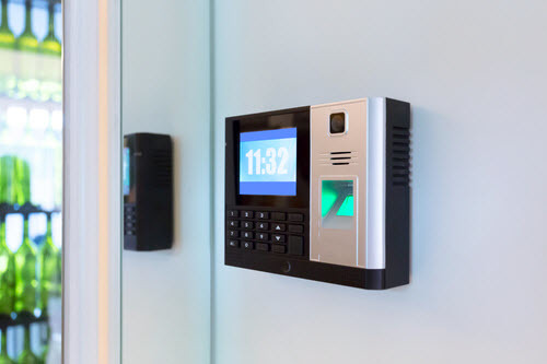 access control systems and proprty management;