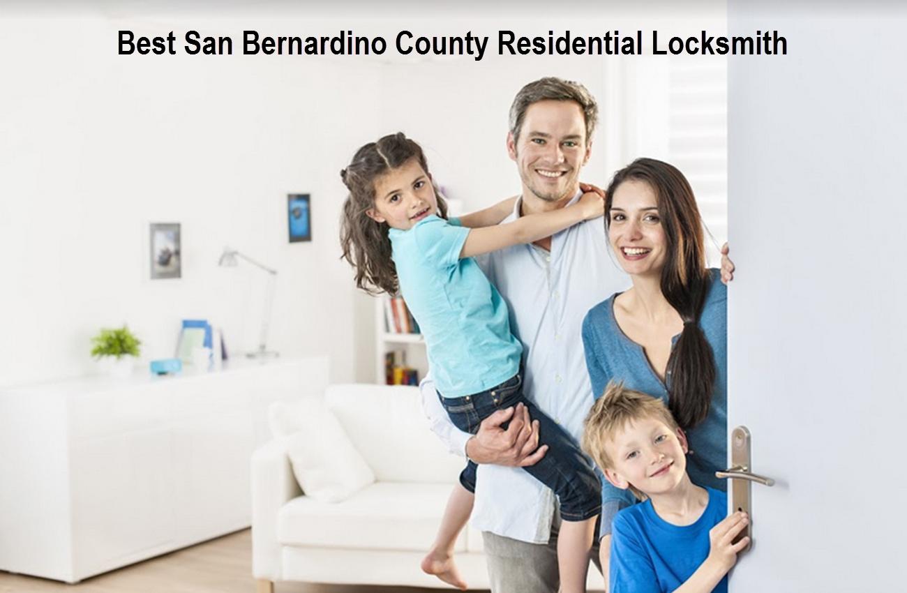 Best San Bernardino Residential Locksmith