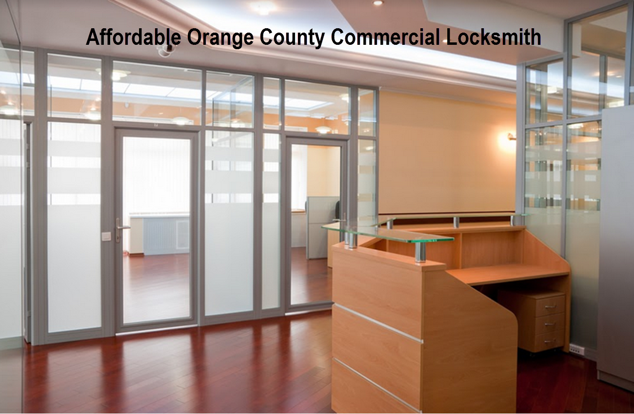 Affordable Orange County Commercial Locksmith