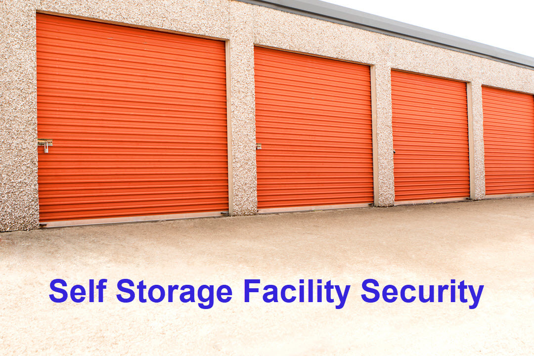 PSelf Storage Facility Security