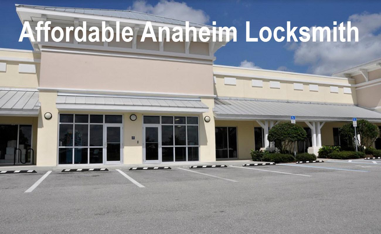 Affordable Anaheim Locksmith