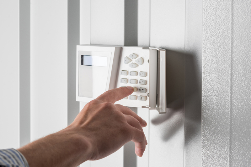 Home-Security During a Power Outage Home Security System