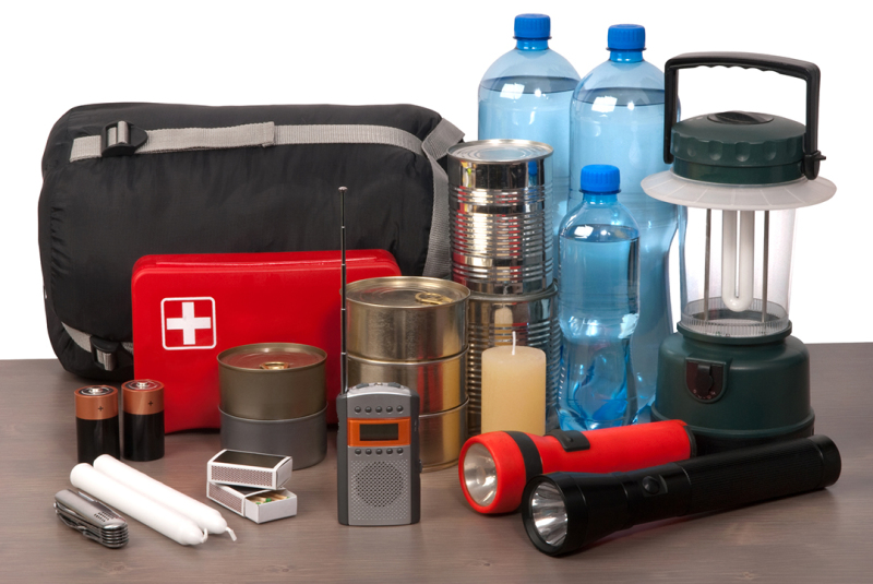 Home Security During a Power Outage Emergency Kit