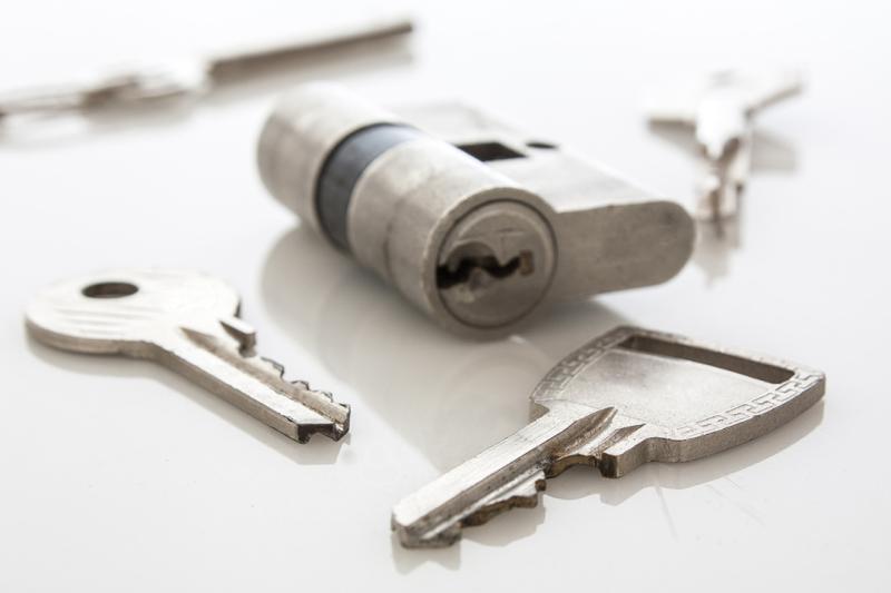 Rekeying Versus Replacing Locks Lock and Keys