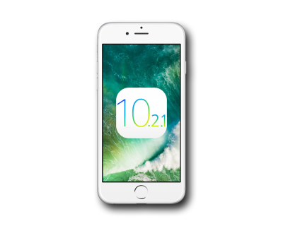 Apple releases iOS 10.2.1