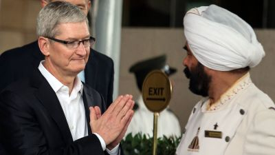 Apple to start making iPhone in India