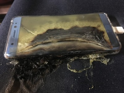 Samsung talks about its 2016 failure !