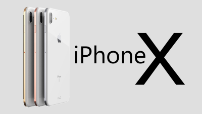 Meet the iPhone X
