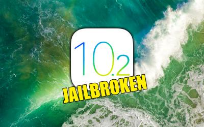 iOS 10.2 JAILBROKEN !