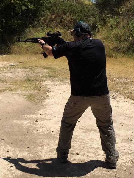 AK-47 Training