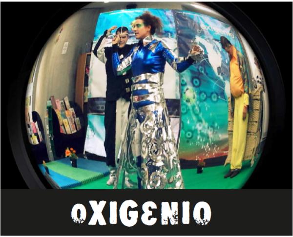 Oxigenio