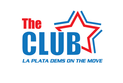 logo design, non-profit, logo, The Club, Democratic logo