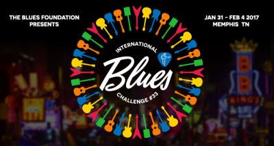 33rd International Blues Challenge