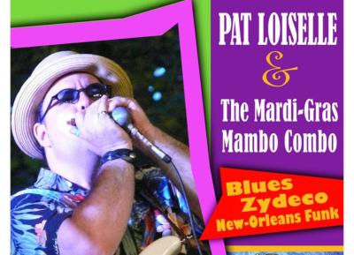 Calistoga Grill - Pat Loiselle & The Mardi-Gras Mambo Combo