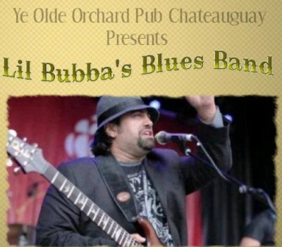 Ye Olde Orchard Pub (Chateauguay) - Lil Bubba's Blues Band
