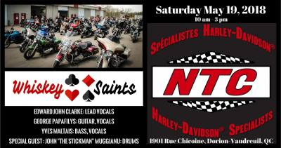Whiskey Saints - NTC Open House