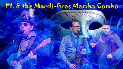 Tremblant International Blues Festival - Pat Loiselle Band