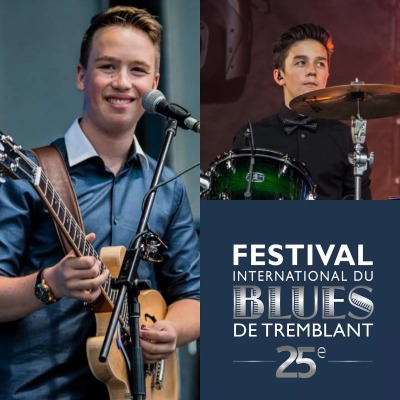 Tremblant International Blues Festival - Spencer Mackenzie Band