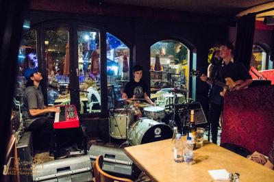 Tremblant International Blues Festival - Spencer MacKenzie Band