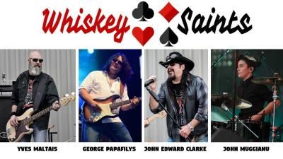 Whiskey Saints - NOVA CAREER CENTRE
