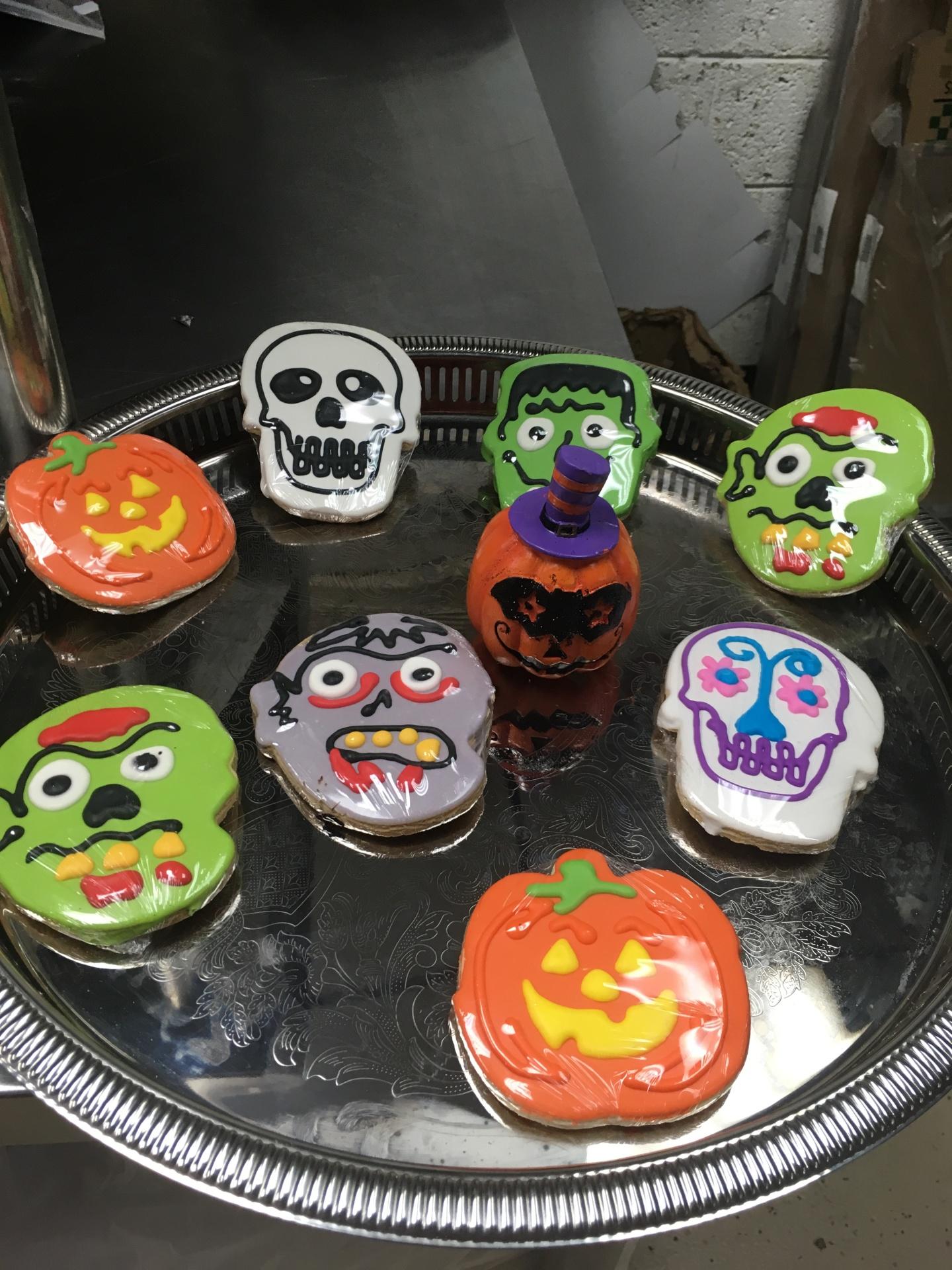Seasonal Sugar Cookies