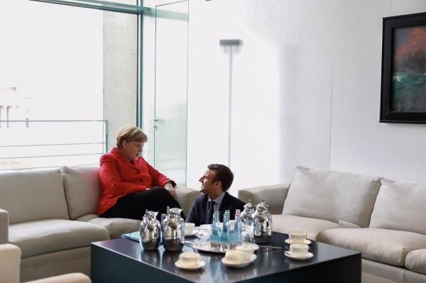 Merkel's Bitch