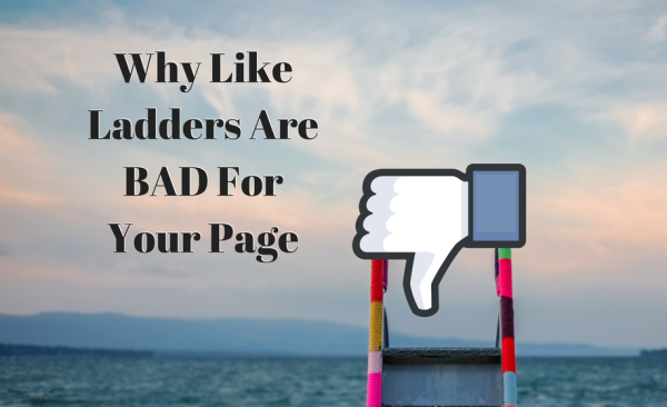 Why Like Ladders Are BAD For Your Page