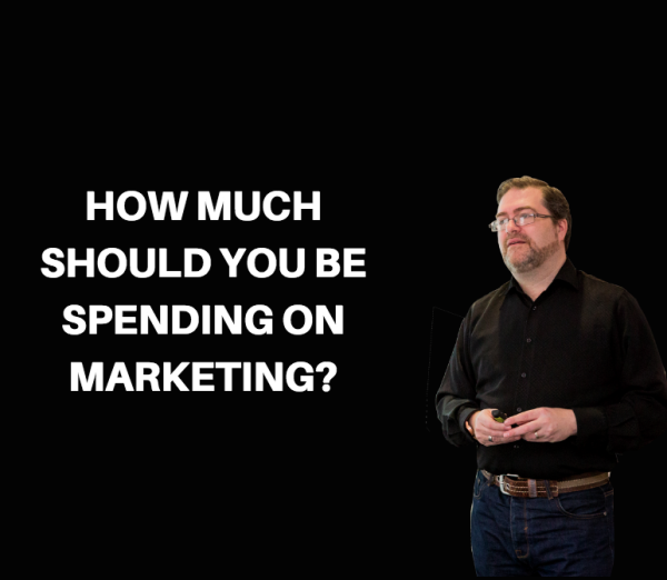 How much to should you spend on MARKETING?