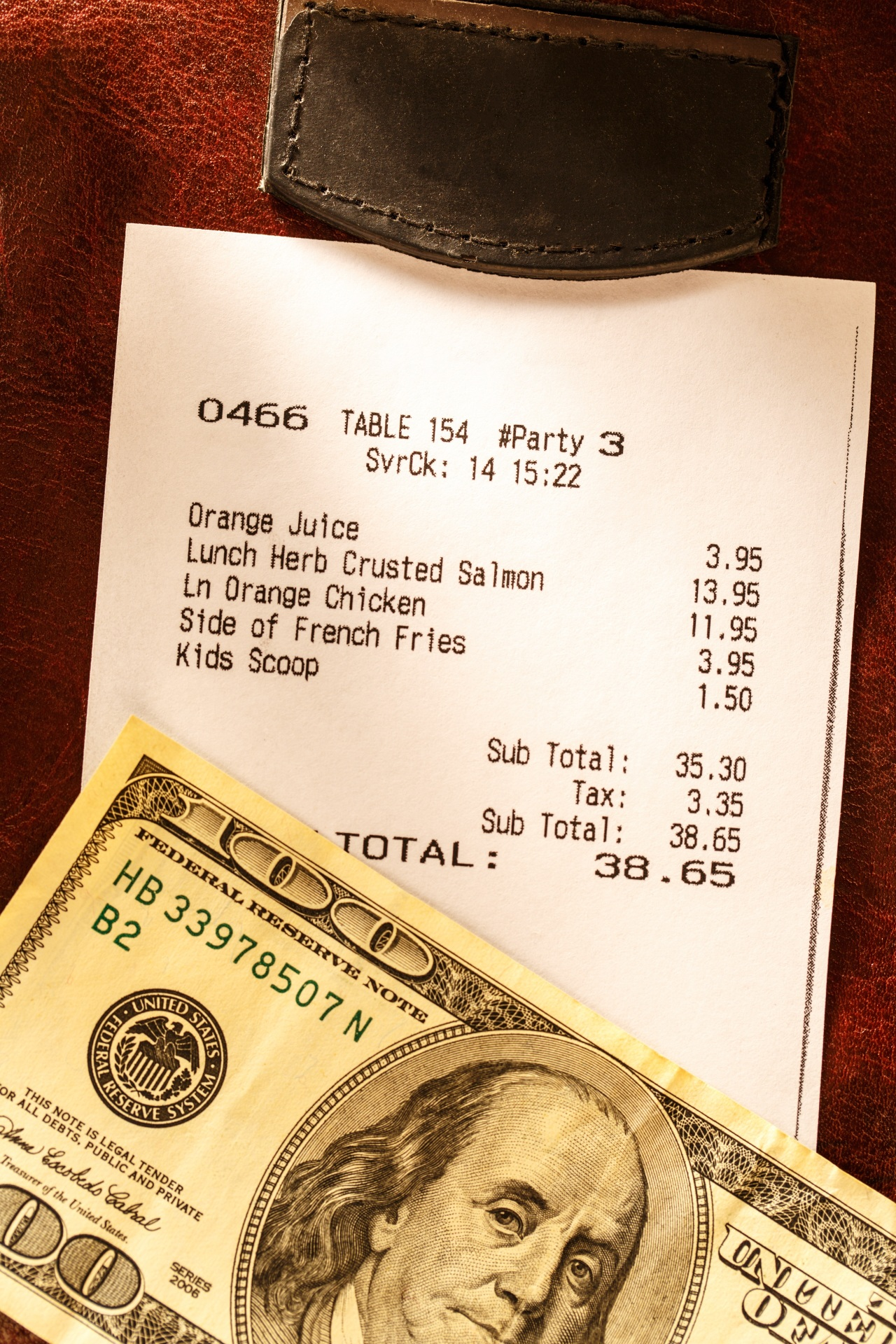 Non-Tipping System?