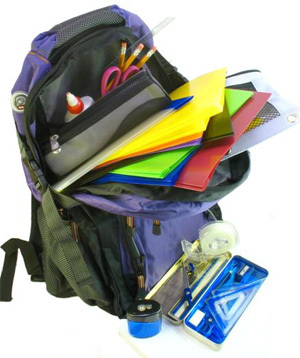 Backpack Stuffing Drive