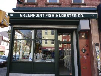 Greenpoint Fish & Lobster Co.