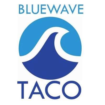 Blue Wave Taco